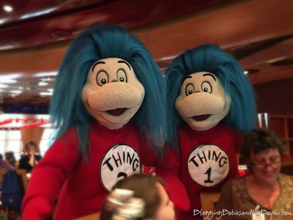 Sailing  Away with Dr. Seuss & Carnival Dream - Dr. Seuss-a-Palooza in New Orleans #CruisingCarnival  #BayouTravel #SeussatSea