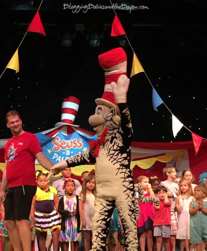 Sailing  Away with Dr. Seuss & Carnival Dream - Dr. Seuss-a-Palooza in New Orleans  #CruisingCarnival  #BayouTravel #SeussatSea #Ad