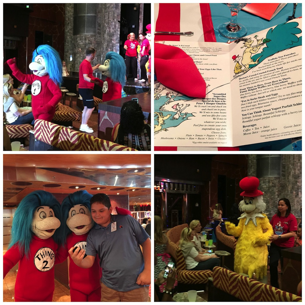 Sailing  Away with Dr. Seuss & Carnival Dream - Dr. Seuss-a-Palooza in New Orleans #CruisingCarnival  #SeussatSea #BayouTravel {ad}