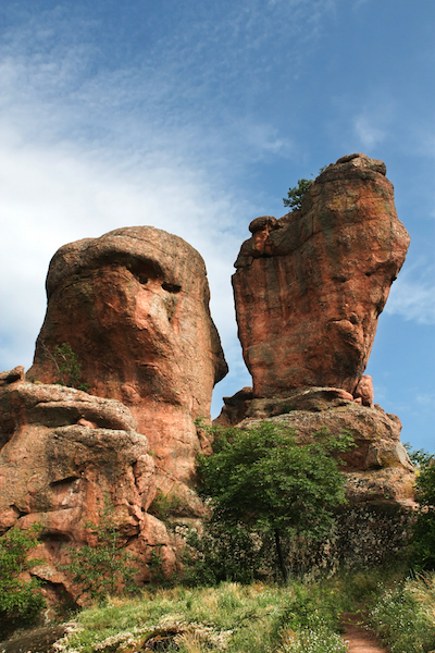 Bulgaria European Travel - Belogradchik Rocks in Bulgaria #BayouTravel