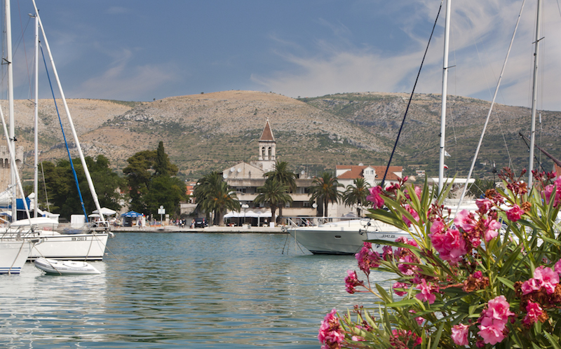 Croatia Trogir  - Did You Know? Travel Series – Croatia & UNESCO list of World Heritage Sites included #BayouTravel