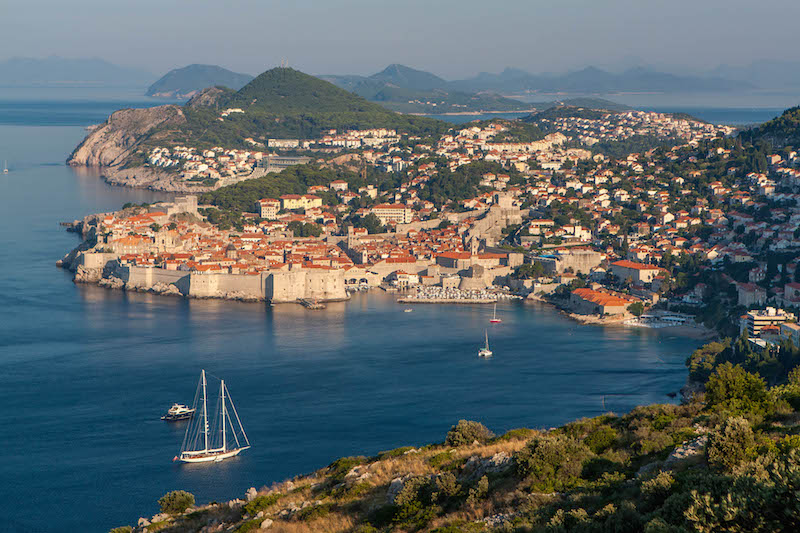 Did You Know? Travel Series – Croatia & UNESCO list of World Heritage Sites included #BayouTravel  - Croatia Dubrovnik