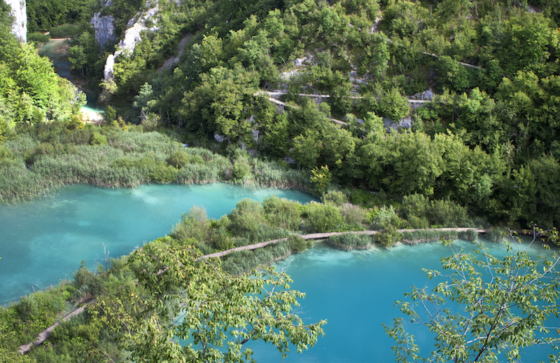 Did You Know? Travel Series – Croatia & UNESCO list of World Heritage Sites included #BayouTravel - Croatia Plitvice National Park