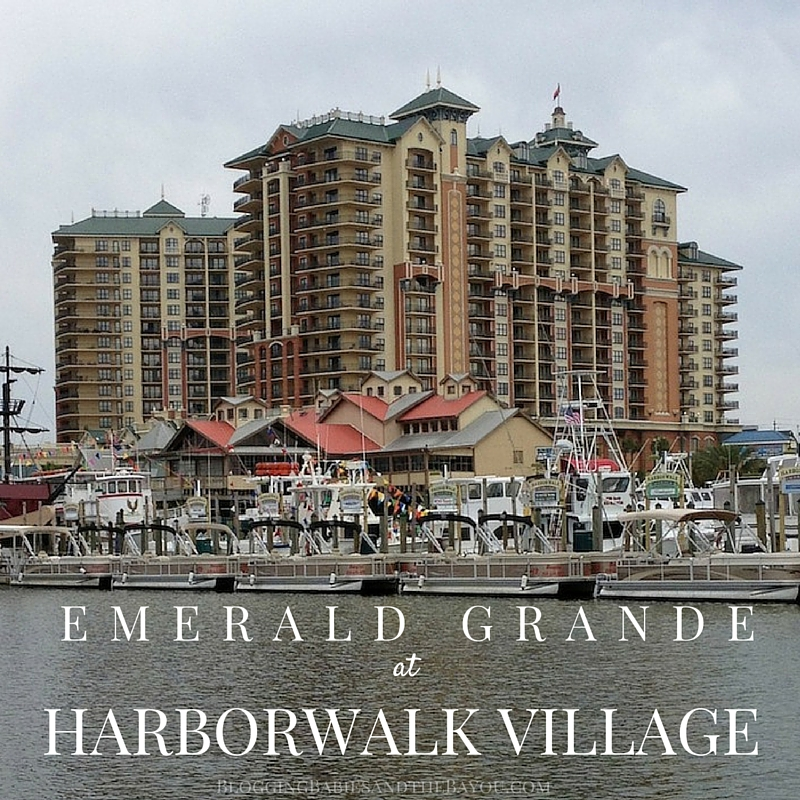 Emerald Grande  at HarborWalk Village #EmeraldCoasting