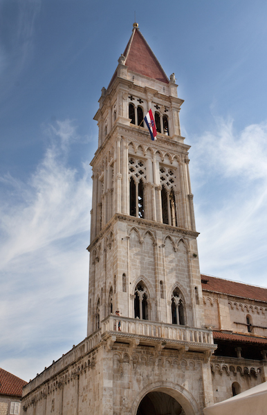 Trogir Croatia - Croatian Travel Attractions Did you know? Travel Series #BayouTravel