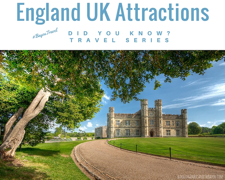 European Travel - Did you Know_ Travel Series Attractions in London England UK #BayouTravel