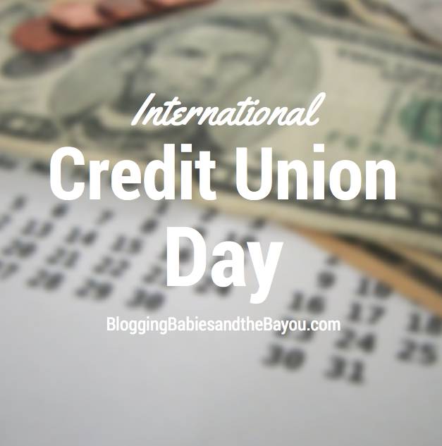 Louisiana Credit Unions for International Credit Union Day.
