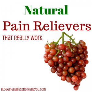 Natural Pain Relievers That Really Work