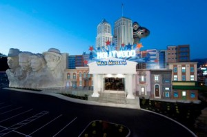 Pigeon Forge Attractions: Hollywood Wax Museum Entertainment Center + Coupon #BayouTravel {ad}