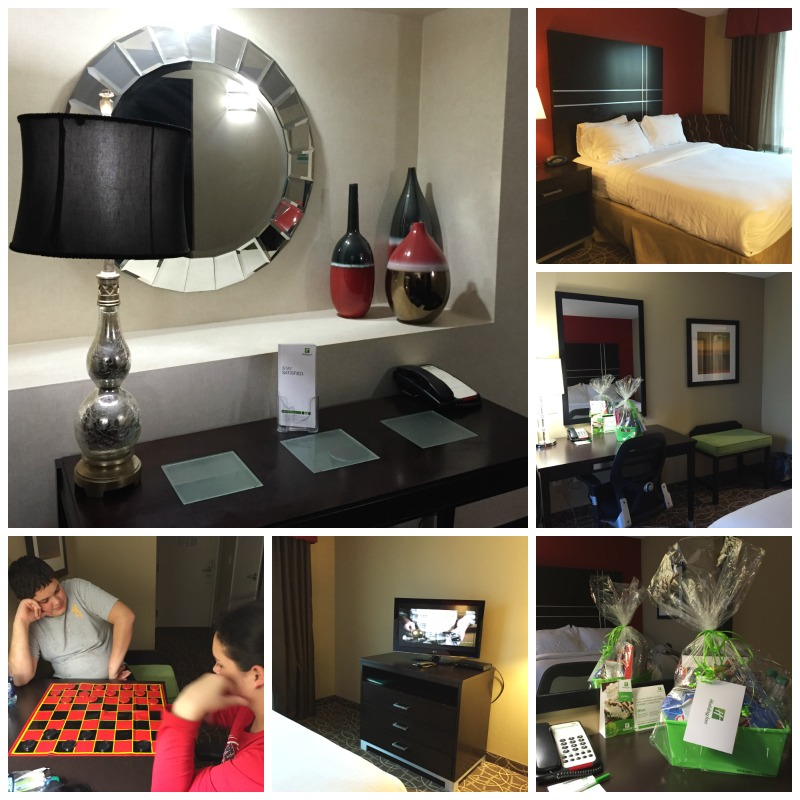 Holiday Inn Chattanooga - Hamilton Place #JoyofTravel #AD