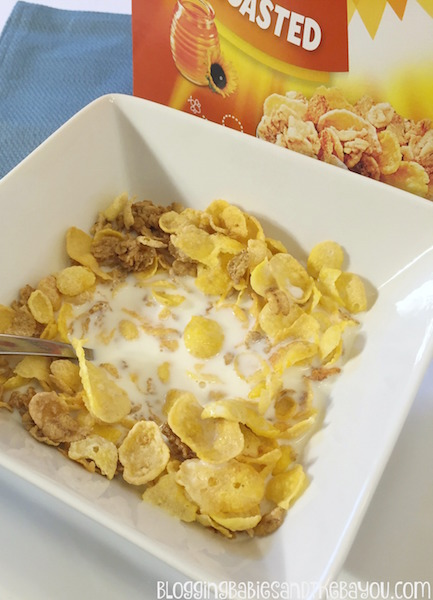 Honey Bunches of Oats and Feeding America Initative #LatinosConDedicacion #ad #Cbias