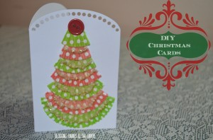 DIY Friday: Make Your Own Christmas Cards