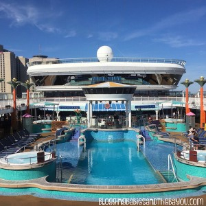 Norwegian Cruise Lines (Last) Cruise to Nowhere – Norwegian Dawn in New Orleans #BayouTravel