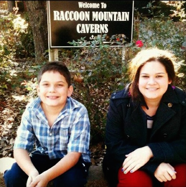 Raccon Mountain Caverns - chattanooga Area Attractions #BayouTravel