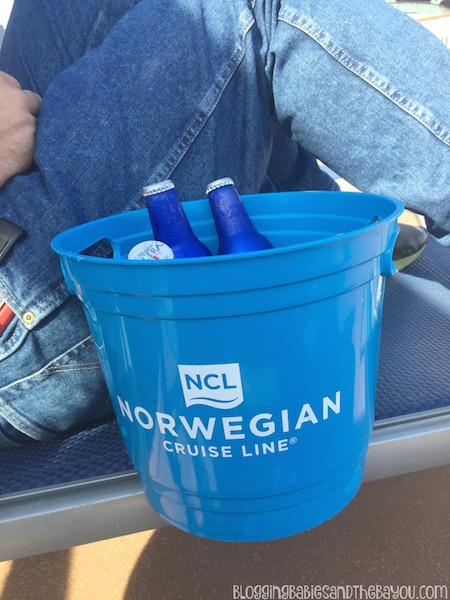 Relaxation aboard Norwegian Cruise Lines (Last) Cruise to Nowhere - Norwegian Dawn in New Orleans #BayouTravel