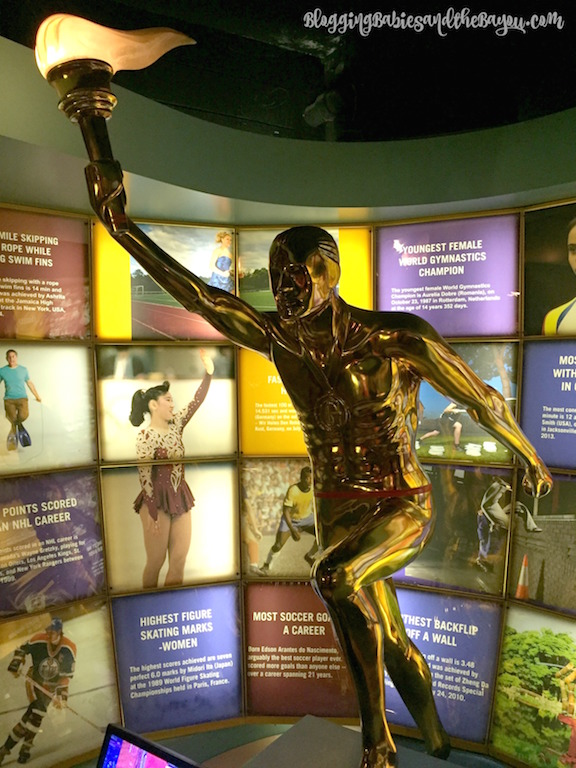 Guiness World Records - Attractions in the Smoky Mountain area - Ripleys Believe It or Not! Gatlinburg, TN