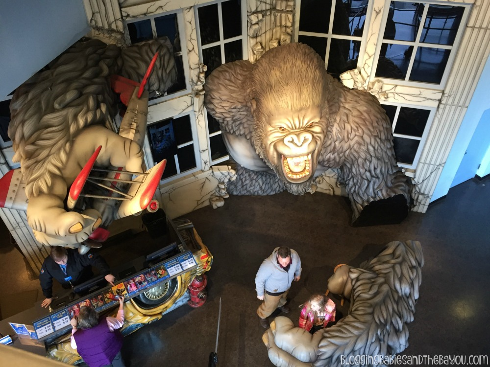Smoky Mountain Attractions - Hollywood Wax Museum - Pigeon Forge Tennessee #BayouTravel