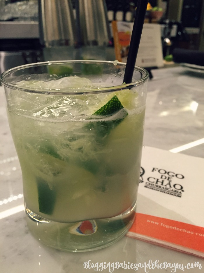 Caipirinha is Brazil's National Cocktail - New Orleans  Fogo de Chao Brazilian Steakhouse Opens Doors in the Big Easy