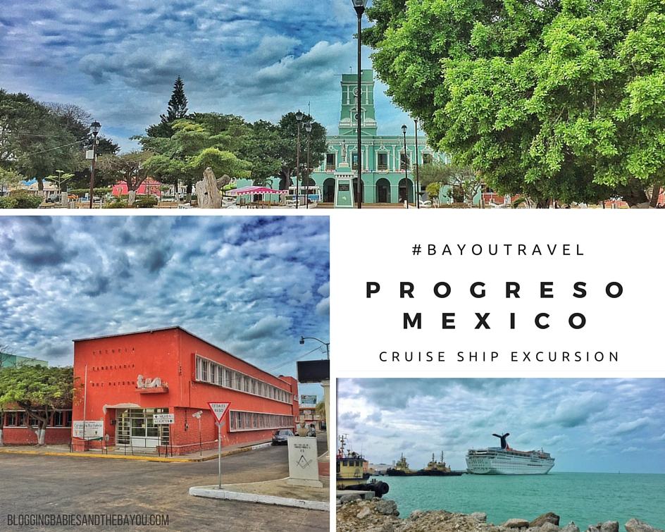 Cruise Port Excursions – What To Do in Progreso Yucatán Mexico #BayouTravel
