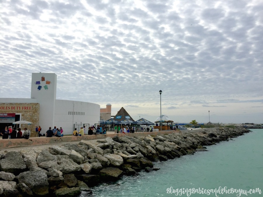 Cruise Ship Port Progreso Yucatán Mexico - Shopping, Sightseeing and ideas on how to spend your port Excursion day in Mexico