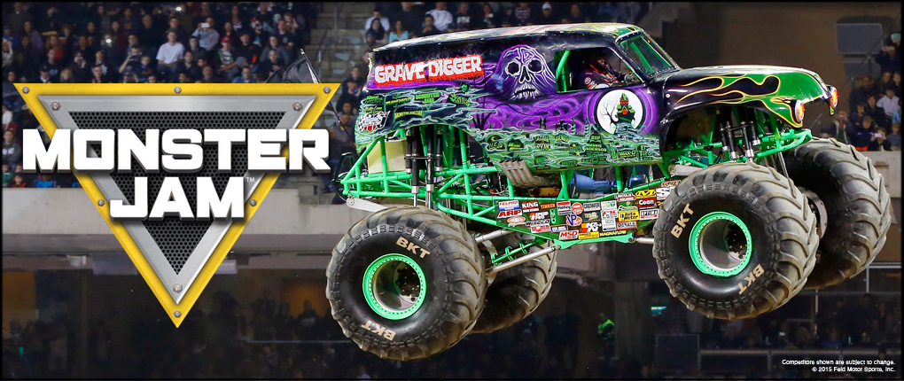 Are you ready for Monster Jam  to come ROARING into Mercedes-Benz Superdome  Feb. 20?