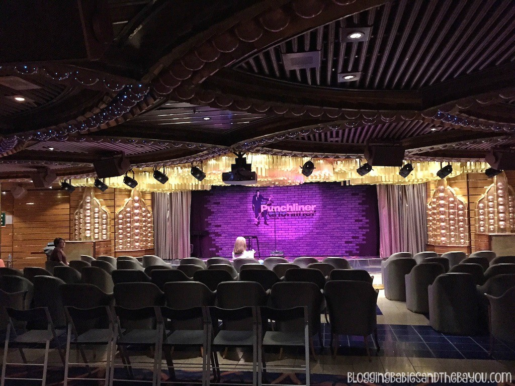 Mikado Theater - Carnival Cruise Elation - Ship Details, Decor, Dining menu and more #BayouTravel