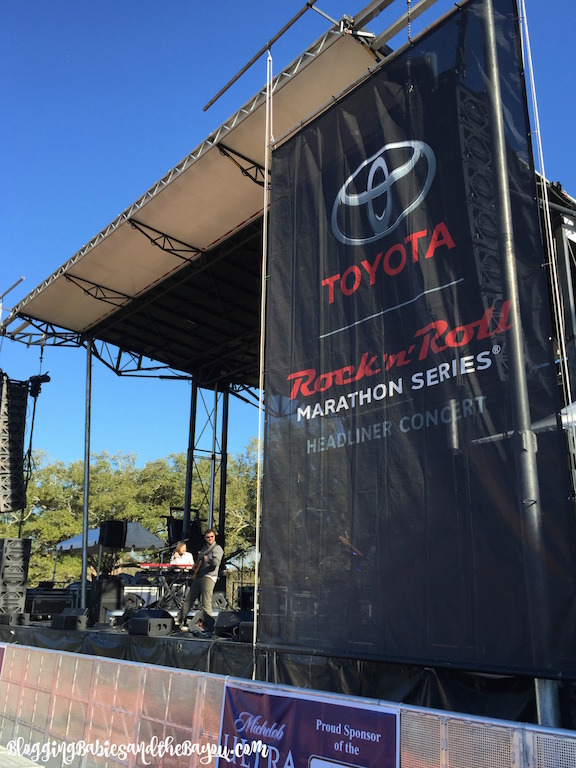 Rock n Roll New Orleans Marathon & 12 Marathon & the Toyota USA Concert Marathon Series in New Orleans #‎LetsGoPlaces #‎rnrNOLA