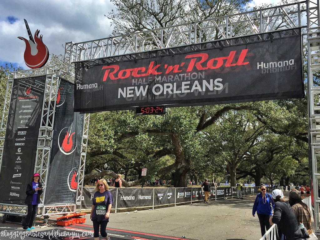 Rock n Roll New Orleans Marathon & 12 Marathon & the Toyota USA Concert Series in New Orleans #‎LetsGoPlaces #‎rnrNOLA
