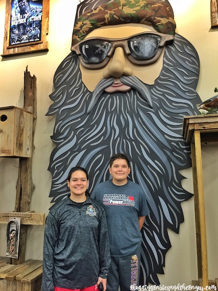 Duck Commander Store  -  Attractions Things to do in Monroe-West Monroe, Louisiana