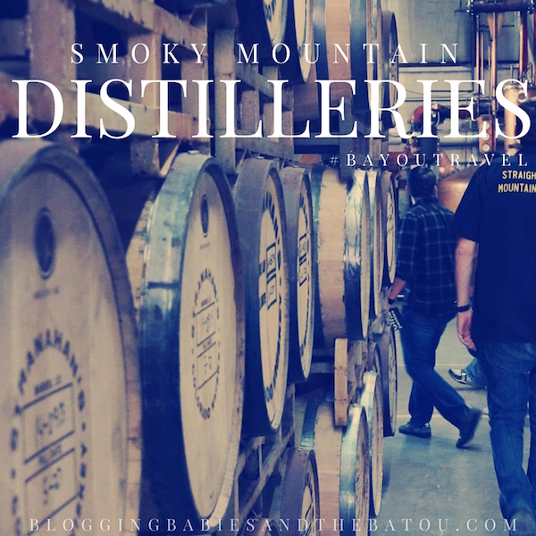 Smoky Mountain Wineries, Breweries & Distilleries – Attractions in the Smoky Mtn #BayouTravel