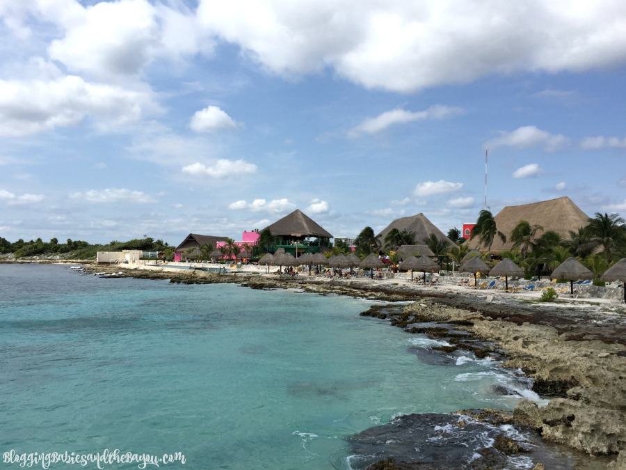 Visiting Costa Maya Mexico - Cruise Ship Port Day