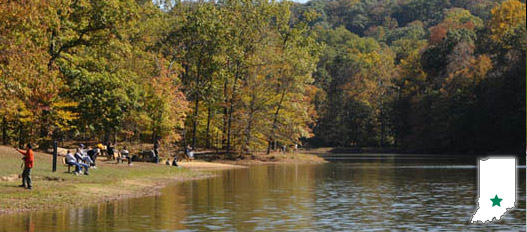 Brown County State Park - State by State, Indiana State Parks {Spotlight}