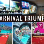 Carnival Cruise: Inside Carnival Triumph, New Orleans' New Cruise Ship #BayouTravel