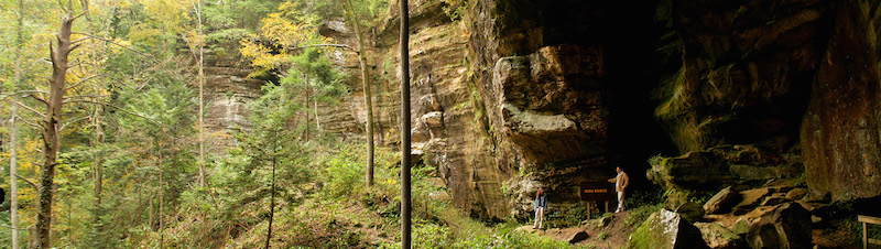 Carter Caves State Resort Park - Visit Local State Parks - State by State, Kentucky State Parks