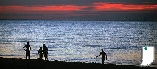 Indiana Dunes State Park - State by State, Indiana State Parks {Spotlight}