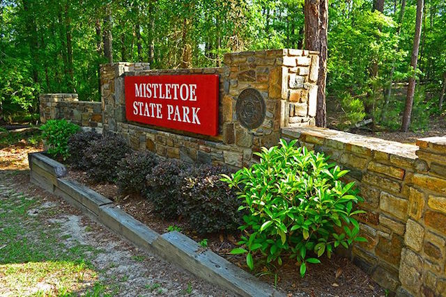 Mistletoe State Park- Visit Local State Parks - State by State, Georgia State Parks {Spotlight} #BayouTravel