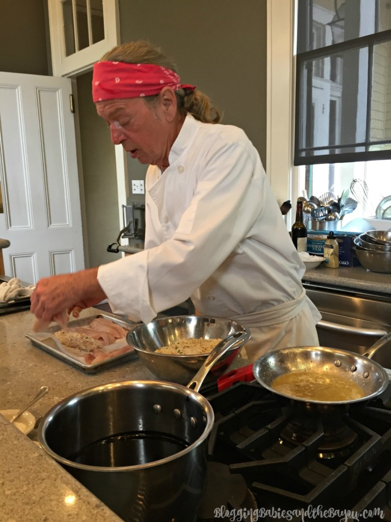 New Orleans Cooking Experience - What to do in New Orleans - Cooking Class Cruise Excursion and NOLA Food Cooking tour