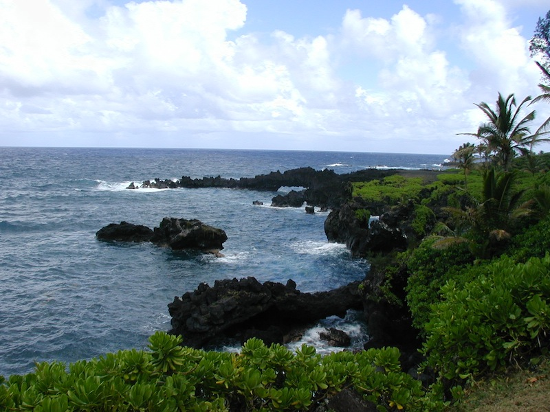 Wai'Anapanapa State Park -Visit Local State Parks - State by State, Hawaii State Parks {Spotlight} #BayouTravel