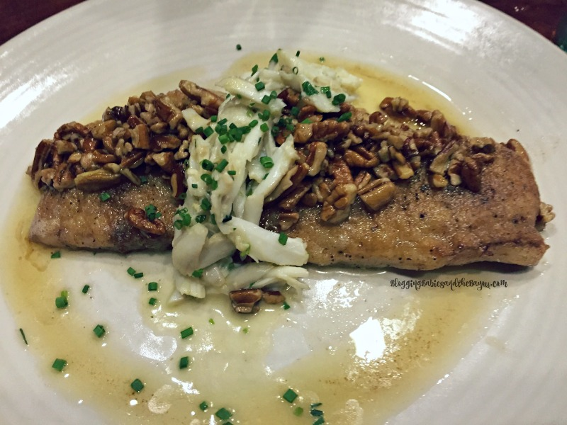 Fresh Gulf Seafood at Borgne  New Orleans Top Restaurants - Where to Eat in NOLA