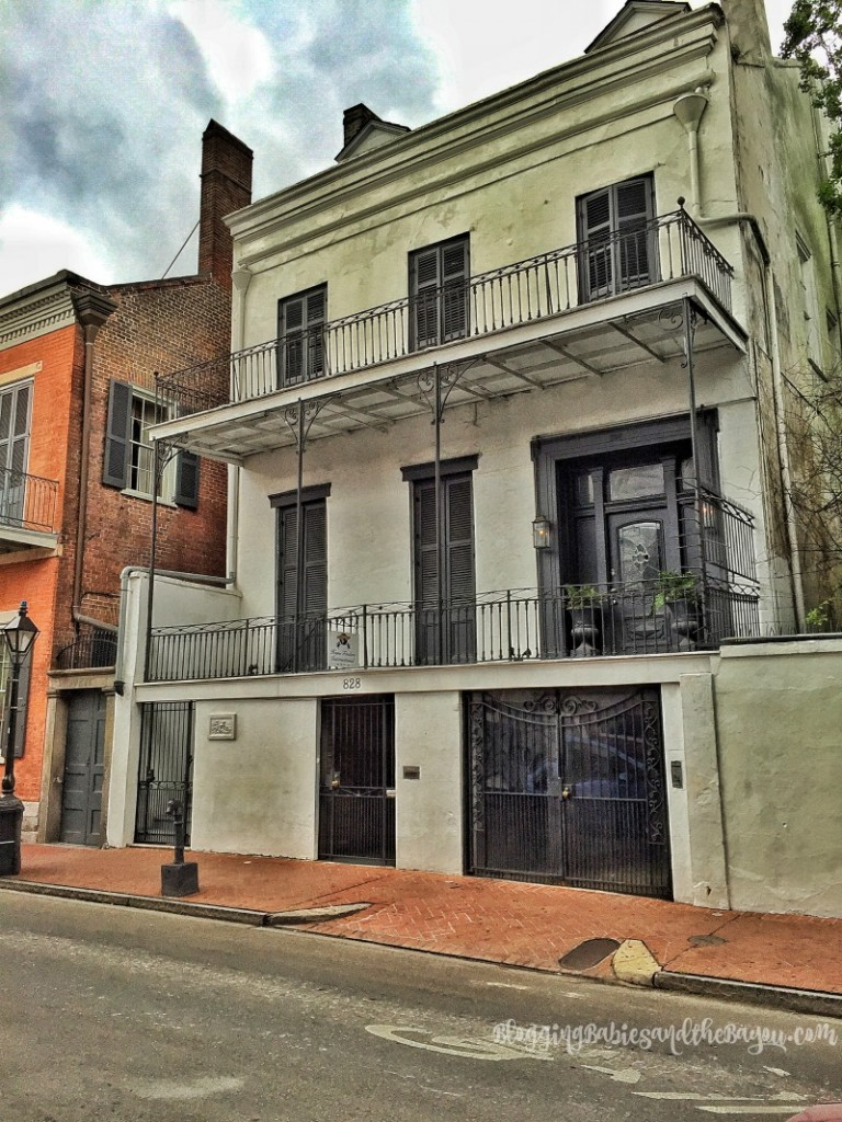 House of the Rising Sun - Photo tour of New Orleans - French Quarter & Historic NOLA Sites Travel