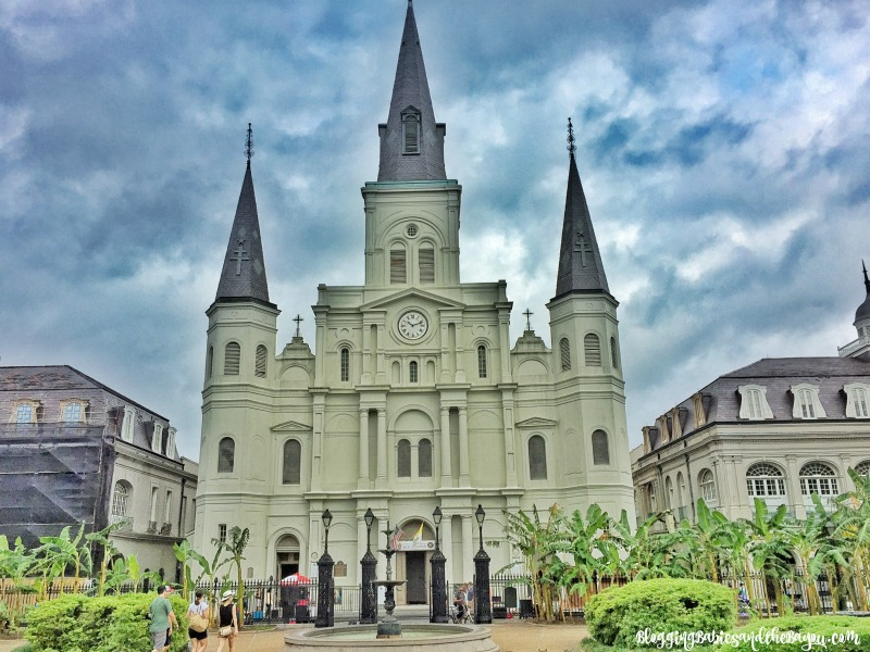 Photo tour of New Orleans - French Quarter & Historic NOLA Sites Travel