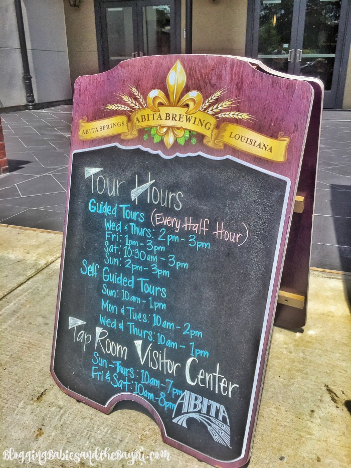 Abita Brewing Company Tour - Attractions near or around New Orleans Northshore Louisiana