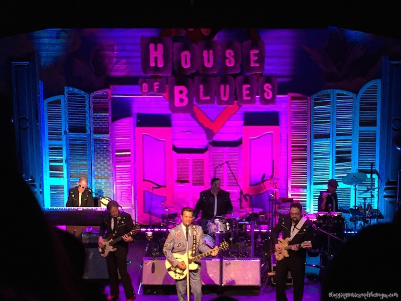 Chris Isaak at the House of Blues New Orleans HOBNOLA