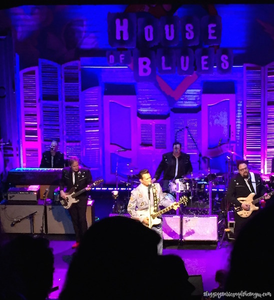 Chris Isaak at the House of Blues New Orleans #HOBNola