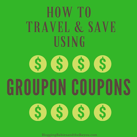 How To Travel And Save Using Groupon Coupons #GrouponCoupons #Ad