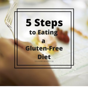 Travel Dining Tips: Looking for 5 Steps to Eating a Gluten-Free Diet #sp