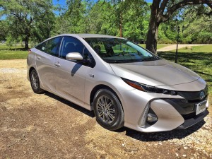 Our 2017 Toyota Prius Prime Plus Test Drive #LetsGoPlaces